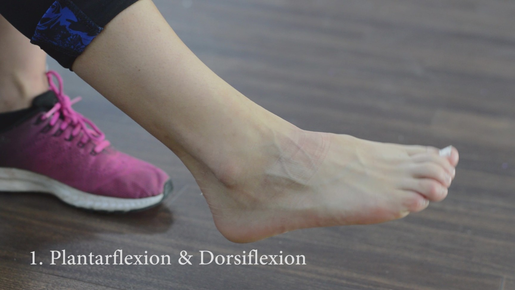 footlift ankle strengthening technique phase 1