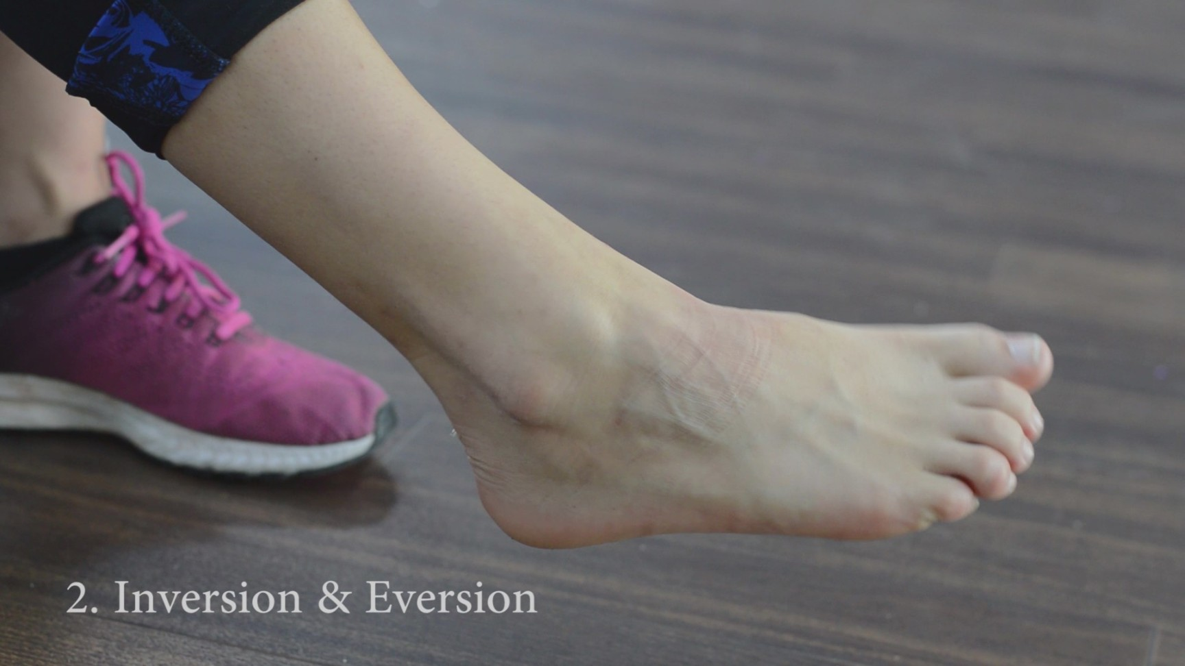 ankle inversion