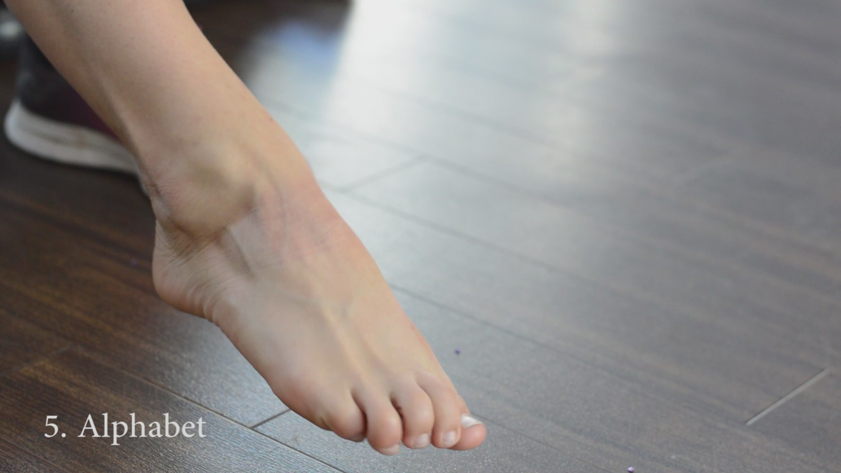 ankle mobility for plantar fasciitis