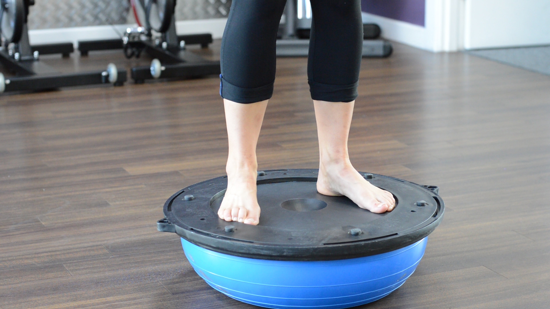 anle exercise wobble board